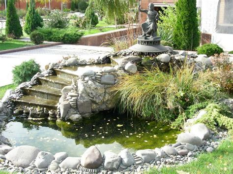 small waterfalls backyard small garden waterfall ideas pool design ideas