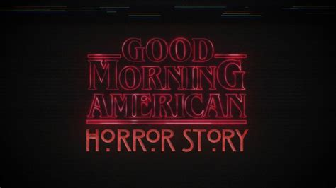 ideas for a potential american horror story feature on gma morning american horror story abc news