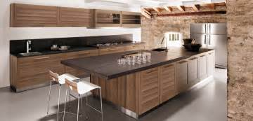walnut kitchen walnut kitchen cabinets interior design ideas