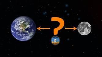 How Far Is How Far Away Is The Moon