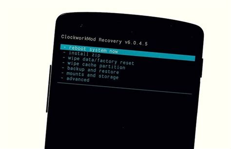 custom recovery android how to install custom recovery on android