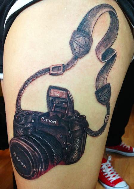 tattoo photo camera camera tattoo by luis garcia tattoos