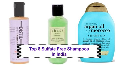 highest rated sulfate free shoo top 8 sulfate free shoos in india fabb pick