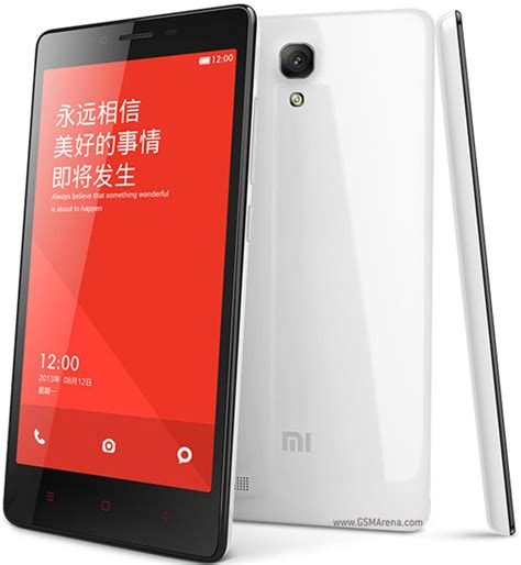 Xiaomi Redmi Note pictures, official photos