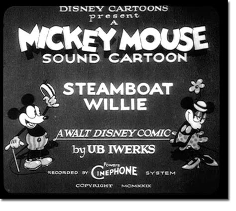 steamboat willie facts mickey mouse follies black and white steamboat willie