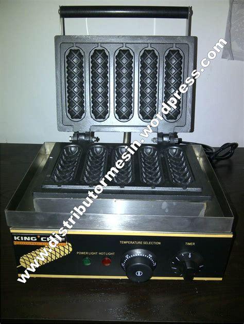 Mesin Waffle Mesin Waffle Hotdog mesin waffle jual mesin restoran dan retail