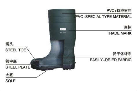 high voltage rubber boots wholesales price rubber high voltage insulating boots