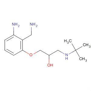 propanol diagram 2 propanol 1 3 amino 2 aminomethyl phenoxy 3 1 1