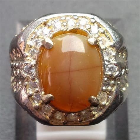 Cincin Tapak Jalak cincin tapak jalak emas mistik center