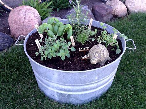 Herb Garden Container Ideas Patio Garden Ideas Containers Photograph Container Herb Ga
