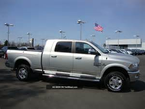 2013 dodge ram 2500 mega cab laramie 4x4 lowest in usa us