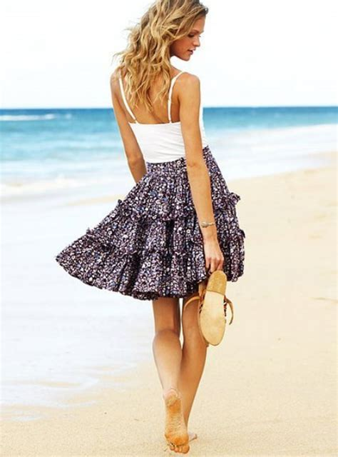 diy swing skirt top 15 summer ready diy skirts with free patterns and