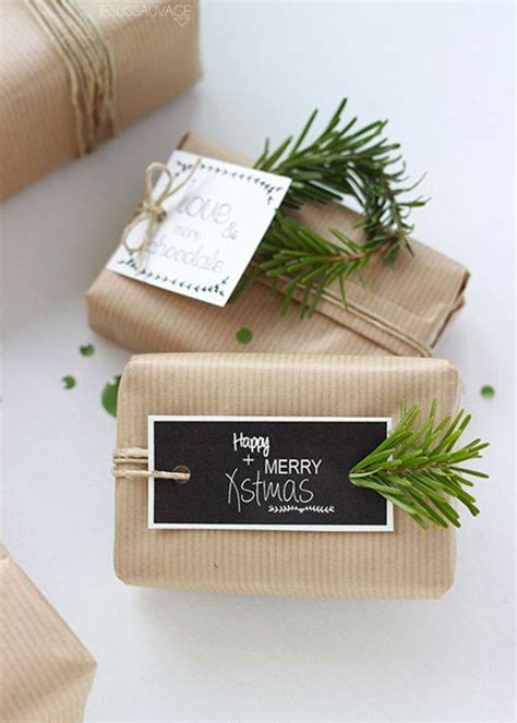 Handmade Gift Packing - creative gift wrapping ideas all about