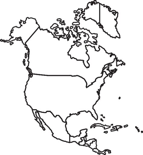 america map outline america map clip at clker vector clip