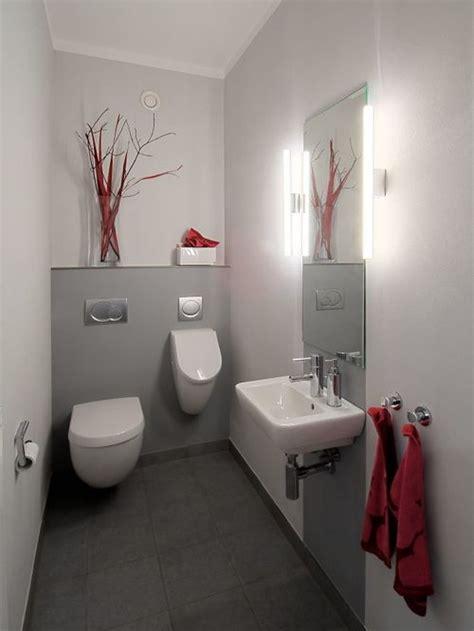 Deco Badezimmer Waschbecken by G 228 Stetoilette G 228 Ste Wc Mit Grauen Fliesen Und