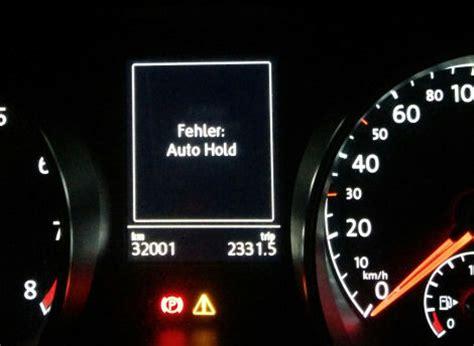 Vw Auto Hold by Parkbremse Auto Hold Vw Golf 7 Golf Sportsvan