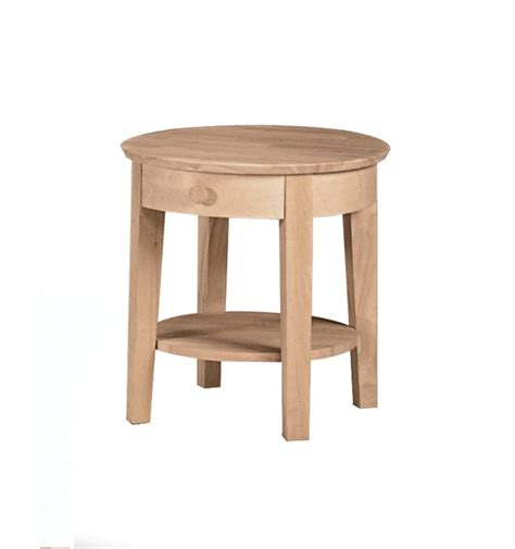 Office Furniture Jacksonville Fl by 21 Inch Phillips Round End Table Wood You Furniture