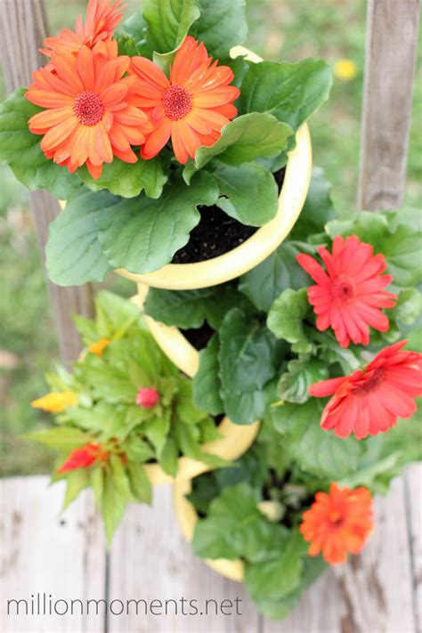 Vertical Flower Garden How To Make A Vertical Flower Garden