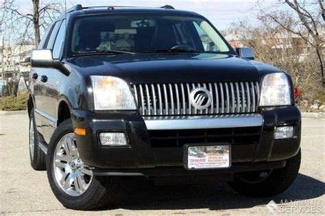 how it works cars 2010 mercury mountaineer seat position control purchase used 2010 mercury mountaineer premier awd navigation rear dvd heated seats sync black