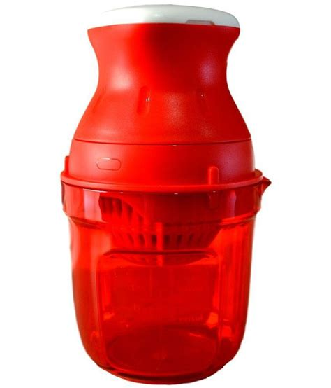 Juicer Tupperware tupperware plastic juicer buy at best