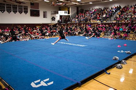 Cheerleading Floor Mats by Cheerleading Mats By Ez Flex