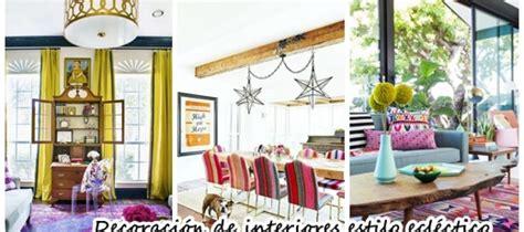decoracion hogar estilo decoraci 243 n de interiores para un hogar estilo eclectico