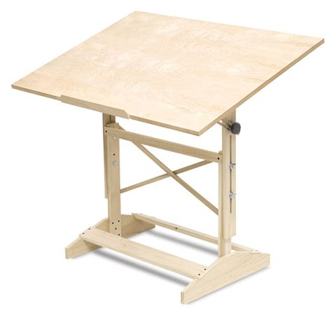 Free Drafting Table Plans Diy Adjustable Drawing Table Plans Plans Free