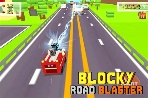 blocky roads full version mod blocky road blaster wild race apk v1 0 1 mod money for