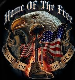 home of the free because of the brave shirt home of the free because of the brave t shirt