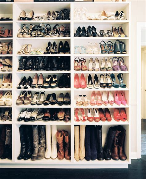 shoe storage and organization home interior design