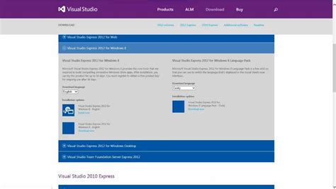 tutorial visual studio express windows 8 development tutorial 1 installing visual