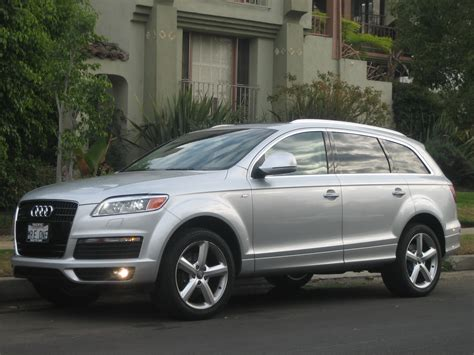 Audi 2007 Q7 by 2007 Audi Q7 Overview Cargurus