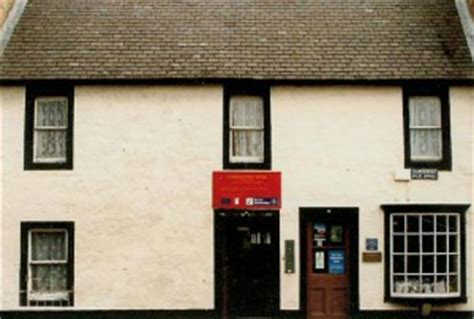 Dumfries Post Office by The World S Oldest Post Office Sanquhar Dumfries And
