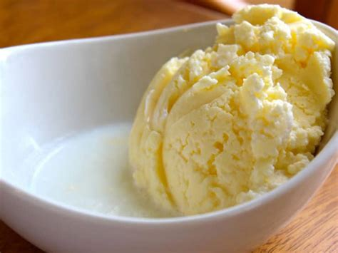 Handmade Butter - the fashioned way butter recipe