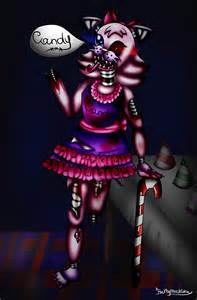 Candy the cat five nights at freddy s by kathy the echidna on