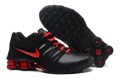 nike shox tennis shoes s nike shox current black tennis shoe nike