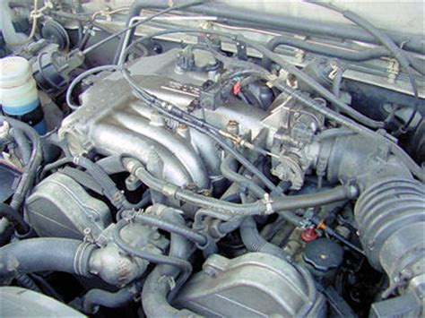 1996 Isuzu Trooper Engine 1996 Isuzu Trooper Used Parts Stock 002876