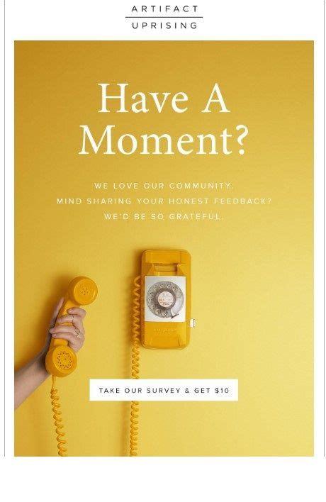64 Exles Of Fantastic Email Copywriting Creative Survey Invitations Email Marketing Email Copywriting Templates