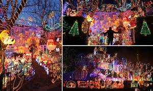 largest christmas lights displays photos britain s lights display in wiltshire is switched on daily mail
