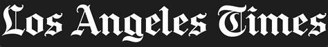 los angeles times logos