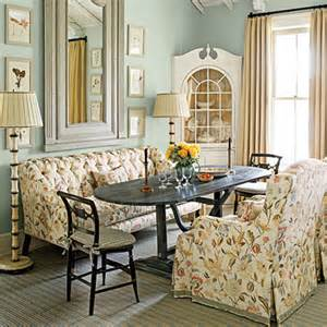 Southern Dining Rooms Gather Round The Dining Room Table Southern Living