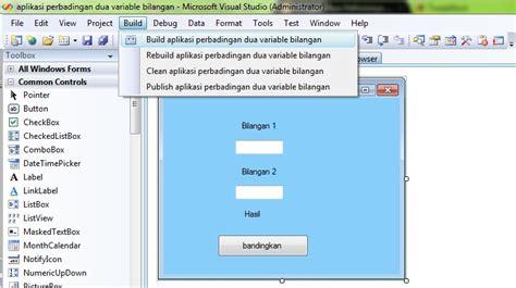 membuat html menjadi exe membuat atau mempublish file project menjadi exe