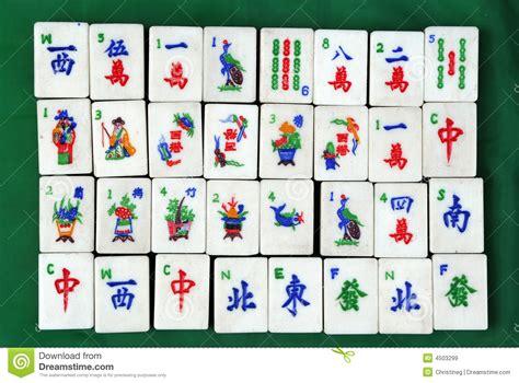 mahjong tiles stock image image of asian ancient chinese mahjong tiles royalty free stock images image