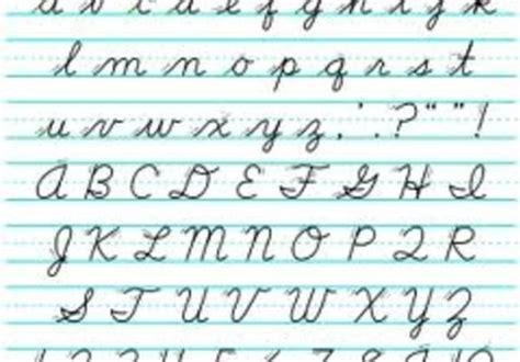 print to cursive kidz activities