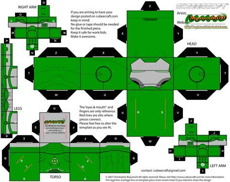 Iron Papercraft - iron papercraft free printable papercraft templates