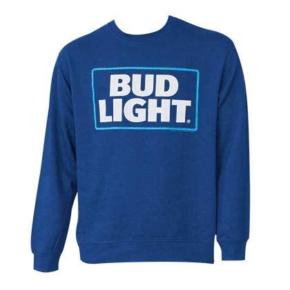 bud light sweater bud light apparel bud light clothing