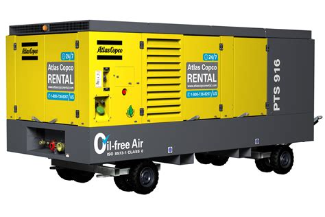 Jual Air Compressor Atlas Copco atlas copco rental global name local service