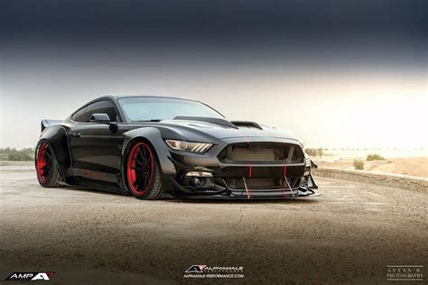 widebody mustang ford mustang wide body by simon motorsport