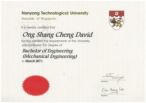 Pm Certificate And Mba by Mr Ong S Revision April 2012