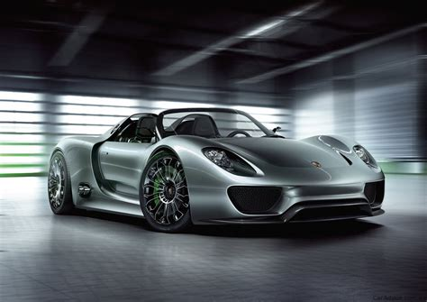 Porsche 918 Spyder Purchase Price To Nudge 750 000